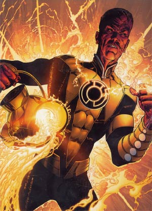 Absolute Green Lantern Sinestro Corps War HC