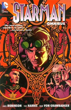 Starman Omnibus Vol 1 TP