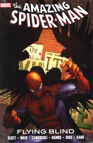 Spider-Man Flying Blind HC