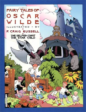 Fairy Tales Of Oscar Wilde Vol 1 Selfish Giant And The Star Child HC New Printing
