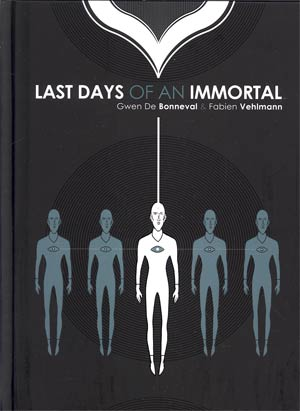Last Days Of An Immortal HC