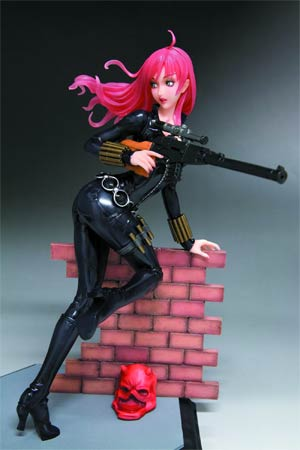 Marvel Black Widow Bishoujo Statue Covert Ops Version