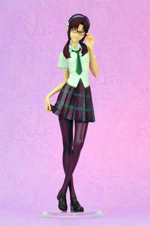 Story Image Figure EX Evangelion 2.0 Makinami Mari PVC Figure