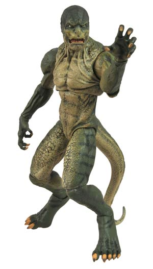 Marvel Select Amazing Spider-Man Movie Lizard Action Figure