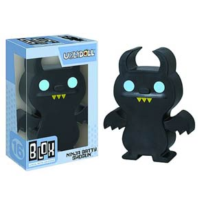 Blox Uglydoll Ninja Batty Shogun Vinyl Figure