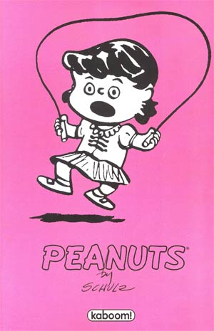 Peanuts Vol 2 #2 Incentive Lucy First Appearance Variant Cover