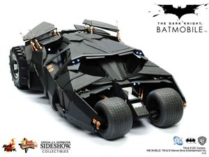 Batmobile Tumbler 1/6 Scale Figure