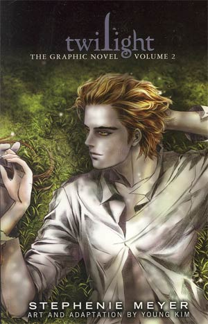 Twilight The Graphic Novel Vol 2 TP