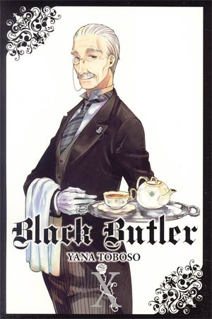 Black Butler Vol 10 GN