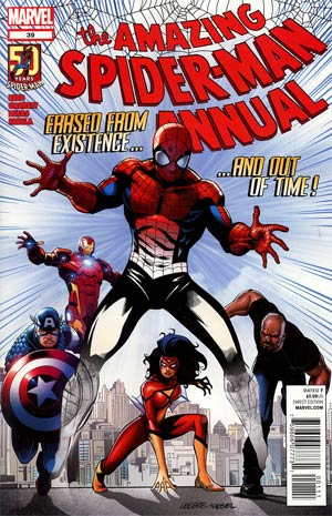 Amazing Spider-Man Vol 2 Annual #39