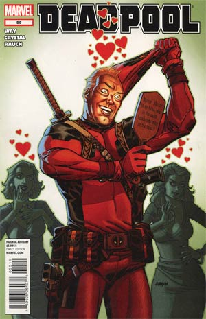 Deadpool Vol 3 #55