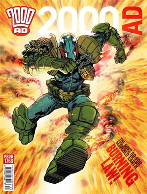 2000 AD #1785