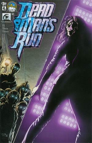 Dead Mans Run #4 Cvr A Tony Parker