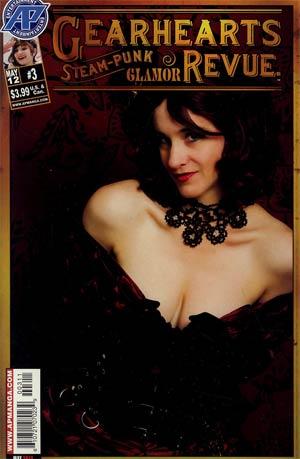 Gearhearts Steampunk Glamor Revue #3
