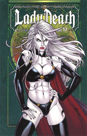 Lady Death Vol 3 #17 Regular Rafael Ortiz Cover