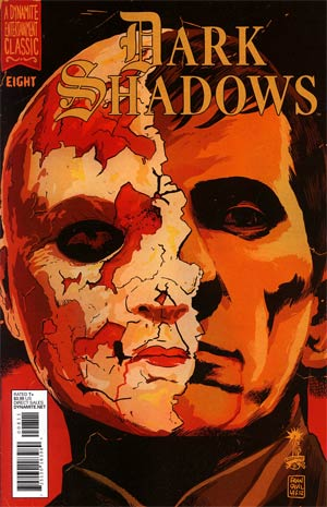 Dark Shadows (Dynamite Entertainment) #8