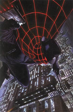 Spider #1 DF Exclusive Alex Ross Virgin Cover
