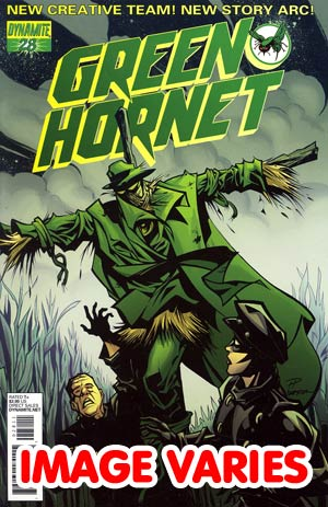 DO NOT USE Kevin Smiths Green Hornet #28 (Filled Randomly With 1 Of 2 Covers)