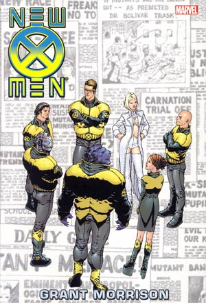 New X-Men Omnibus HC New Printing