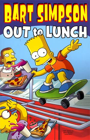 Bart Simpson Out To Lunch TP