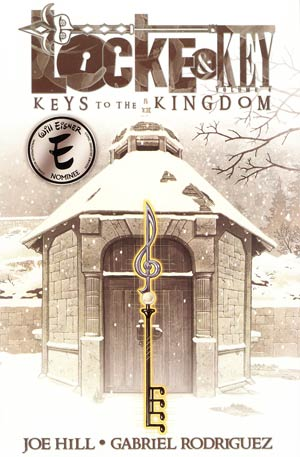 Locke & Key Vol 4 Keys To The Kingdom TP