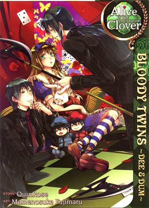 Alice In The Country Of Clover Bloody Twins Vol 1 GN