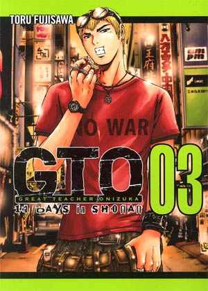 GTO 14 Days In Shonan Vol 3 GN