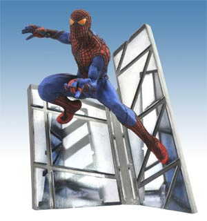 Amazing Spider-Man Movie Spider-Man Statue