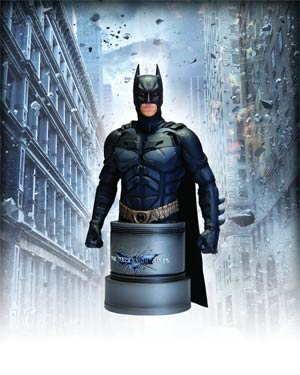 Dark Knight Rises Batman Bust