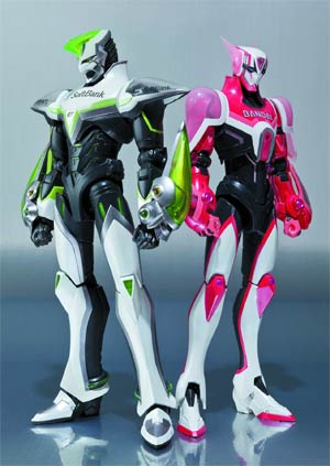 Tiger & Bunny S.H.Figuarts - Wild Tiger Action Figure