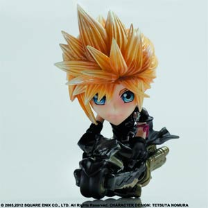 Final Fantasy Trading Arts Kai Mini Figure - Cloud Strife