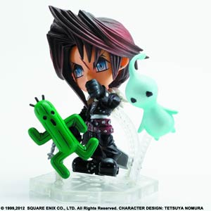 Final Fantasy Trading Arts Kai Mini Figure - Squall Leonhart
