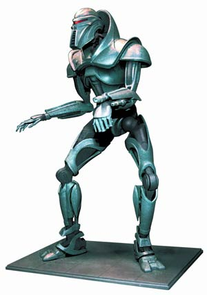 Battlestar Galactica Cylon Centurion Model Kit