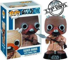 POP Star Wars 19 Tusken Raider Vinyl Bobble Head
