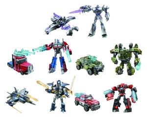 Transformers Cyberverse Commander Action Figure Assortment Case 201202