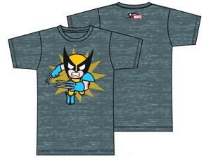 Marvel x tokidoki Wolverine Dash T-Shirt Large