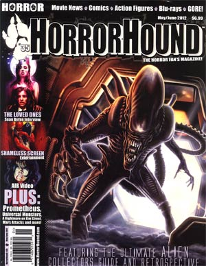 HorrorHound #35 May / Jun 2012