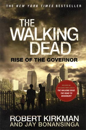Walking Dead Rise Of The Governor TP