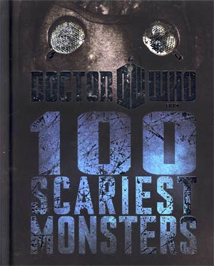 Doctor Who 100 Scariest Monsters HC