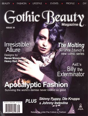 Gothic Beauty Magazine #35 2012