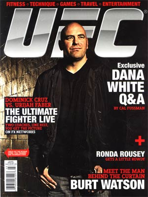 UFC Magazine #13 Mar 2012