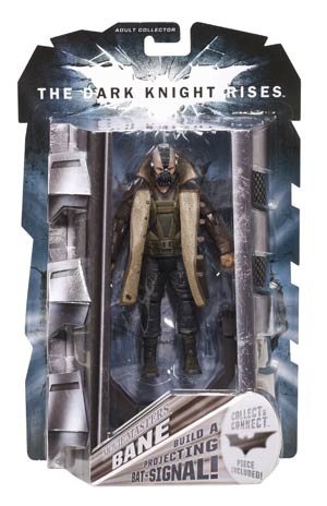 Batman Dark Knight Rises Wave 1 Bane 6-Inch Movie Master Action Figure