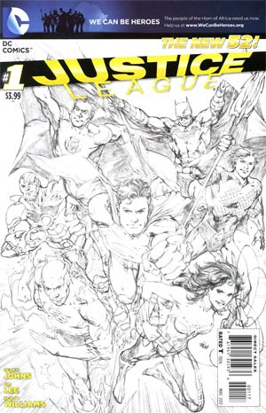 Justice League Vol 2 #1 7th Ptg