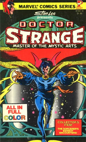 Doctor Strange Master Of The Mystic Arts Vol 1 Novel-Sized GN
