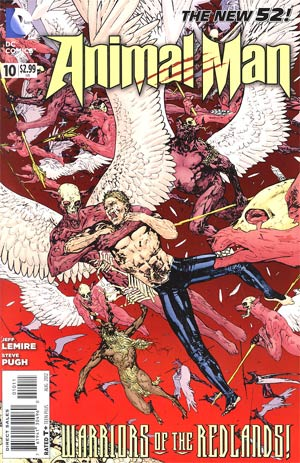 Animal Man Vol 2 #10