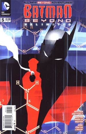 Batman Beyond Unlimited #5