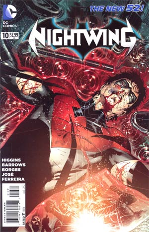 Nightwing Vol 3 #10