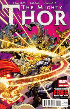 Mighty Thor #15 Regular Walter Simonson Cover