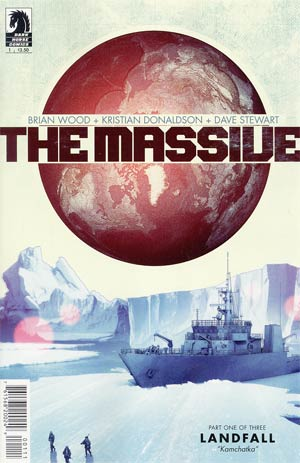 Massive #1 Regular Brian Wood Cover