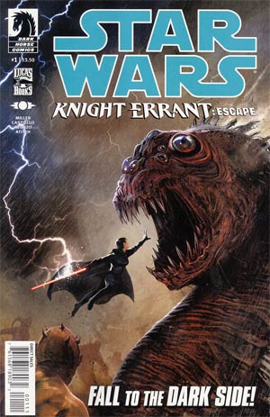 Star Wars Knight Errant Escape #1 Regular Benjamin Carre Cover